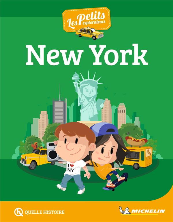 PETITS EXPLORATEURS   NEW YORK